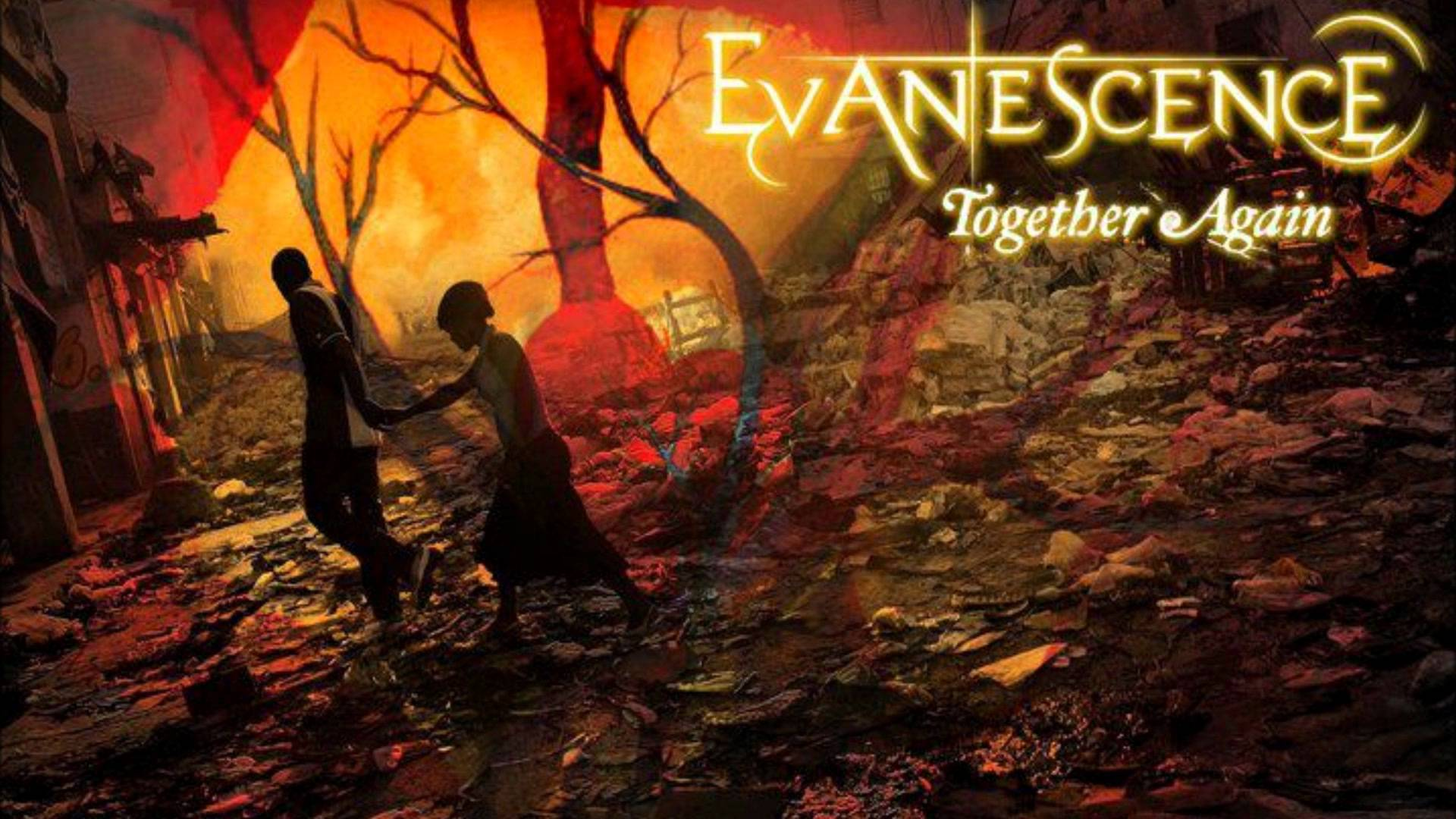 evanescence together again single haiti