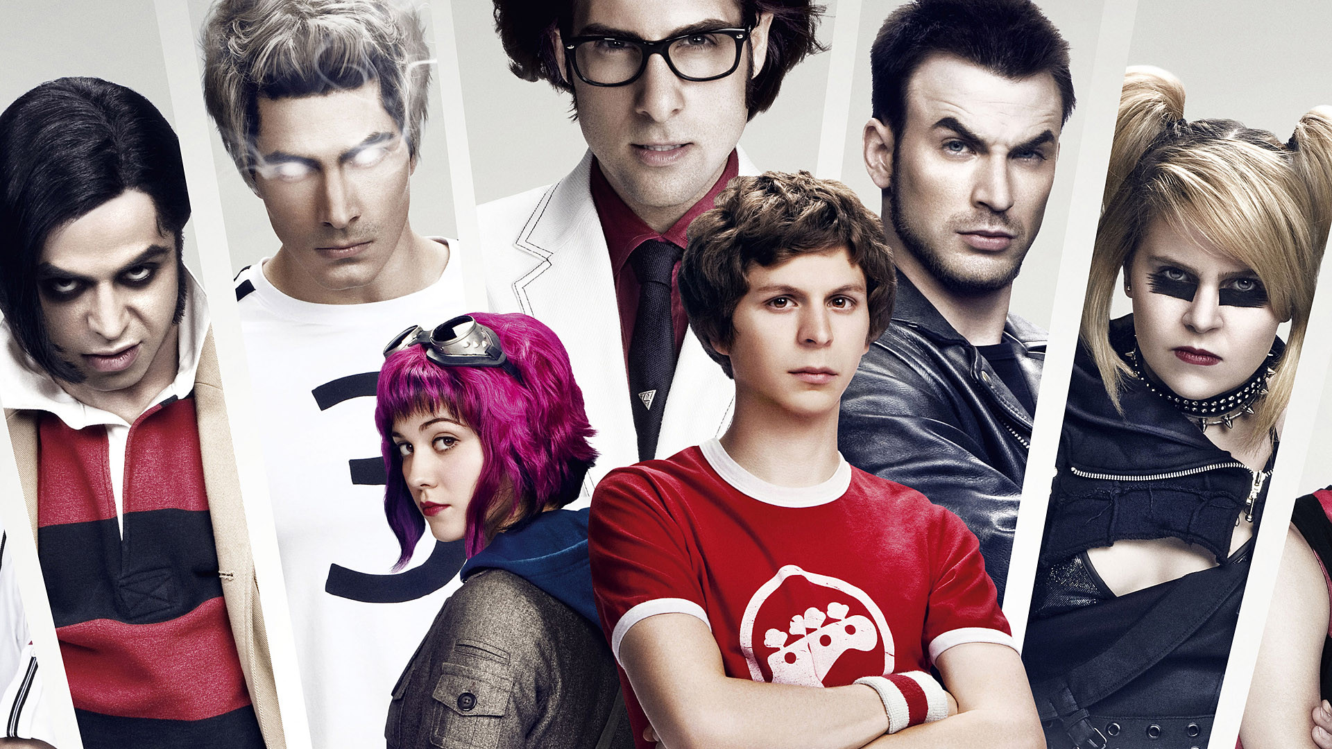 Scott Pilgrim vs The World – Pop Art FTW