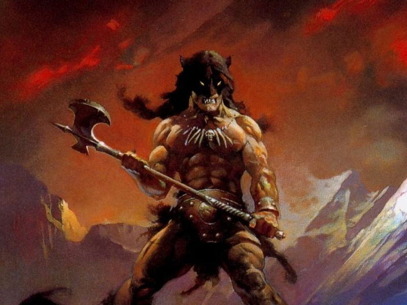 Fire-and-Ice-Frank-Frazetta-Poster
