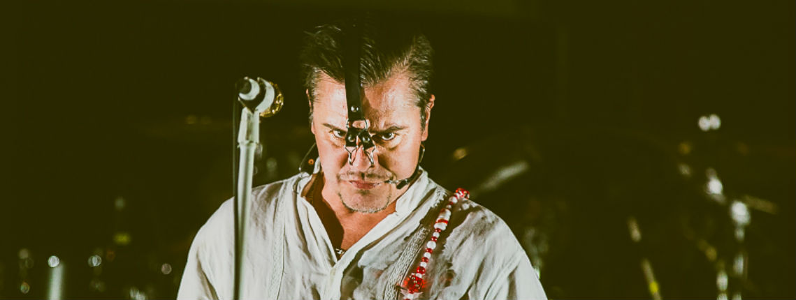 Mike Patton Fetichista fetiche