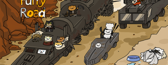 mad max fury road cat max furry road