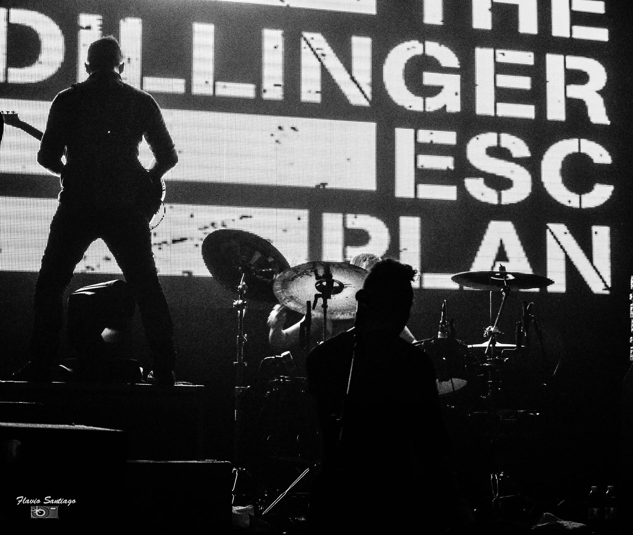 the dillinger escape plan sao paulo clash show Flavio Santiago OnStage