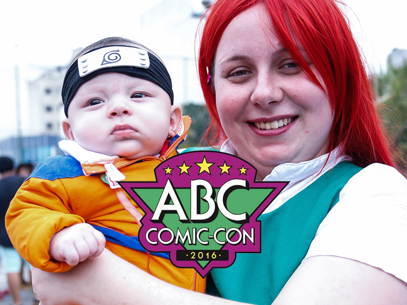 ABC Comic Con – Confira as fotos do evento!